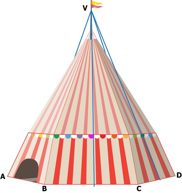 piramida hexagonala regulata - 04