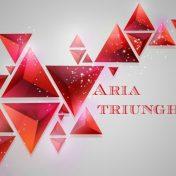 aria-triunghiului