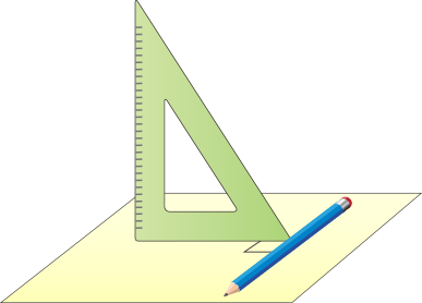 teorema celor trei perpendiculare - 1