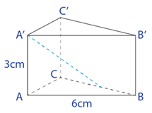 prisma triunghiulara dreapta
