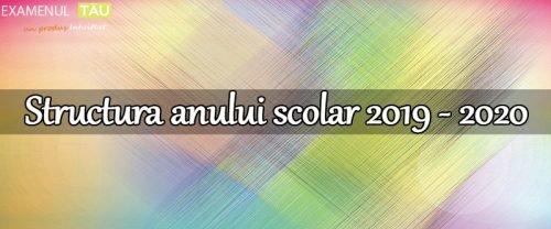 structura-anului-scolar-2019-2020