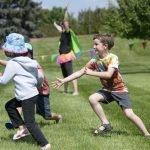 Activități distractive pentru copii în vacanța de Paște
