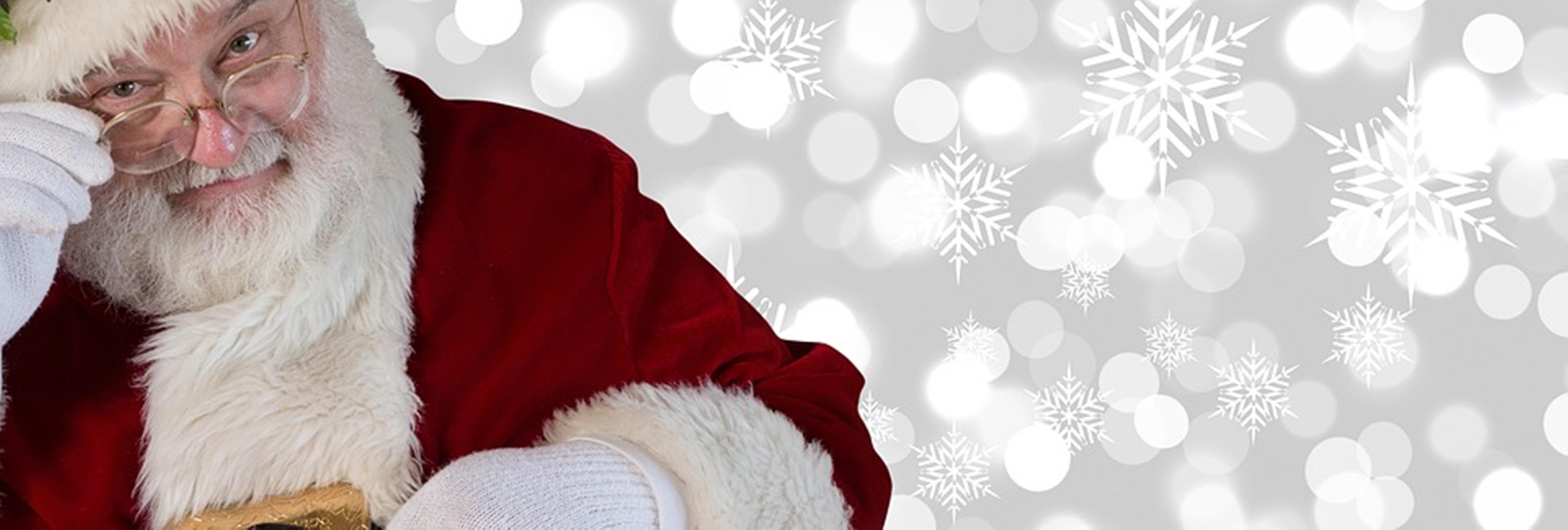 Scrisoarea lui Moș Crăciun pentru copii