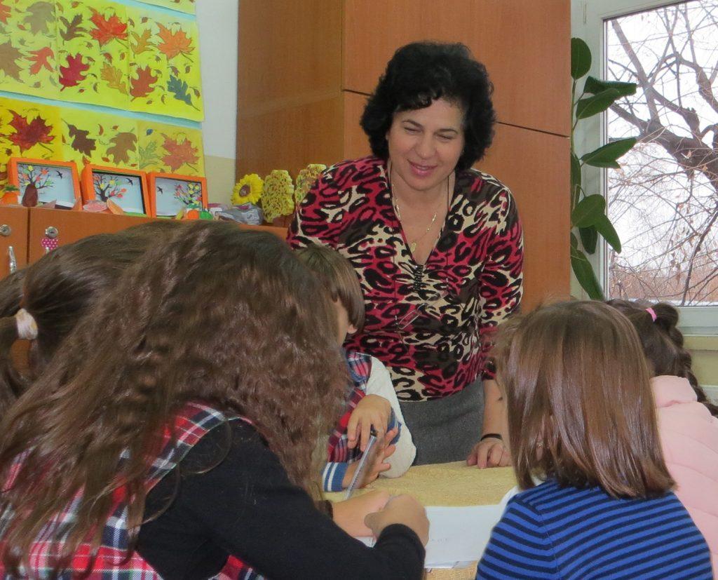 Iuliana Drăgan - Prof. pentru învățământ primar Școala gimnazială Nr. 96, București