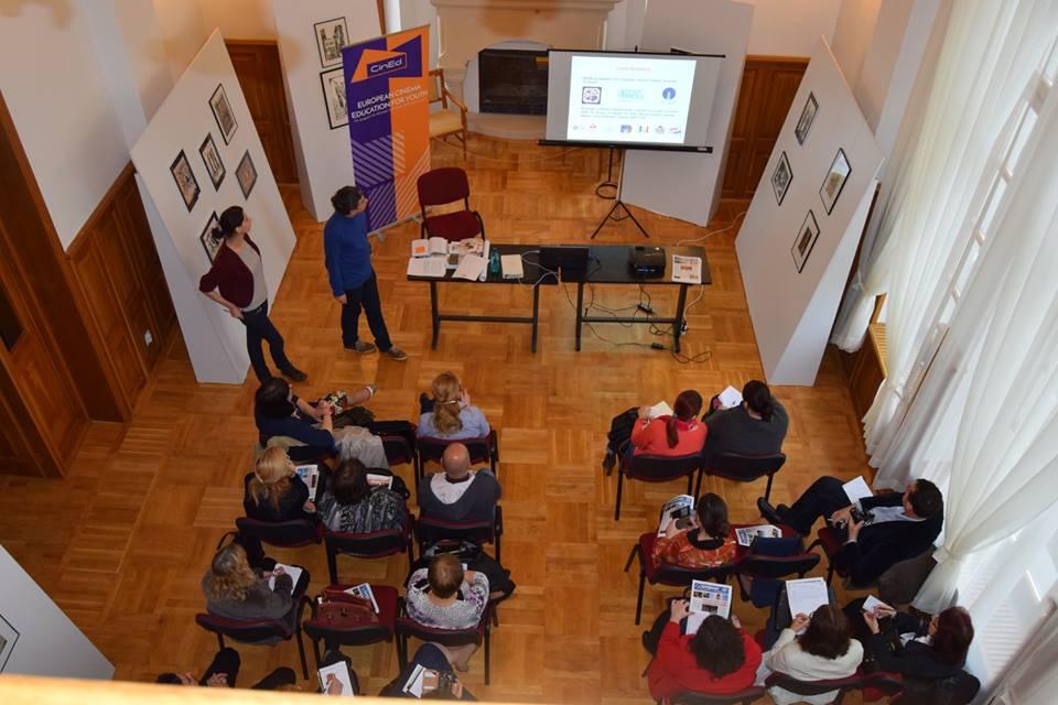 1.500 de elevi și cadre didactice au participat la proiecțiile de film CinEd