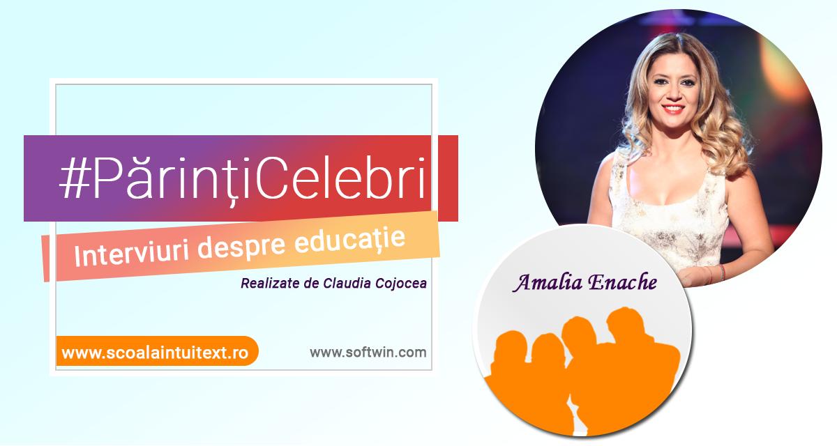 Interviu EXCLUSIV cu Amalia Enache (PRO TV)