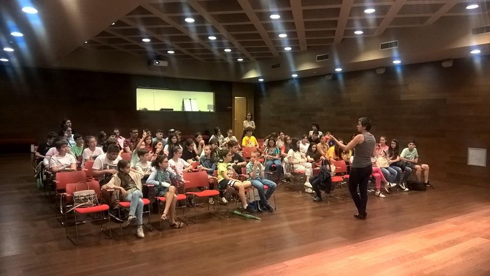 2400 de elevi din România au participat anul acesta la proiecțiile de film CinEd