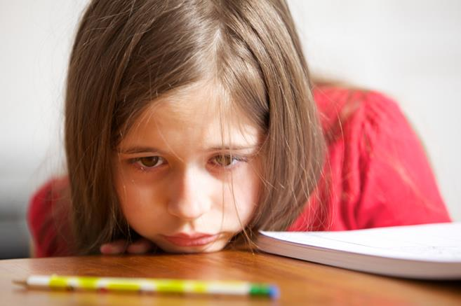 Ce poate pierde un copil care se teme în mod exagerat de examene